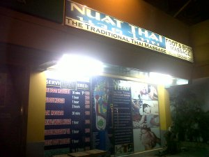 Facade of Nuat Thai BF Homes